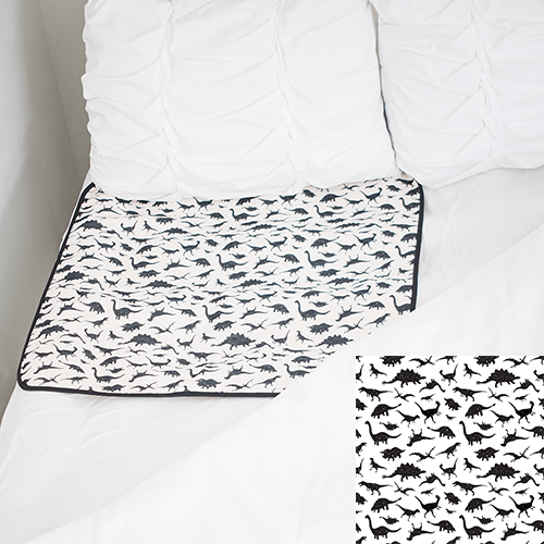 Smart Bottoms Mattress Pad - Rawr