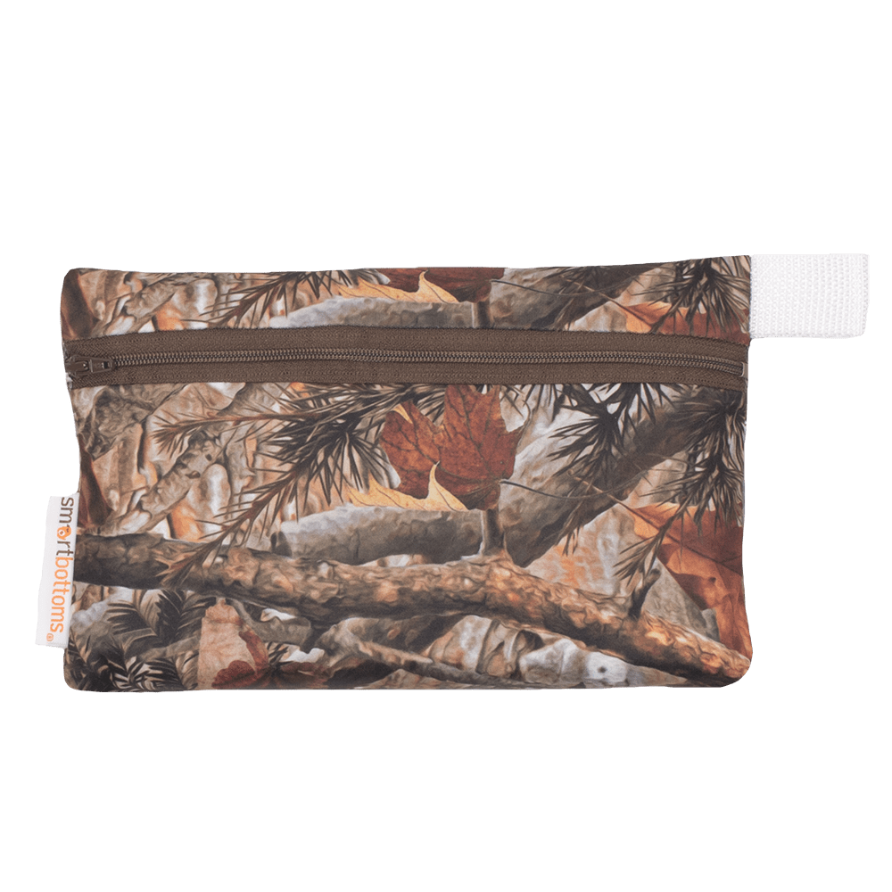 Smart Bottoms Mini Wet Bag - Deer Camp