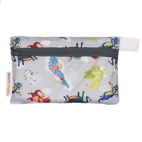Smart Bottoms Mini Wet Bag - Dragon Dreams