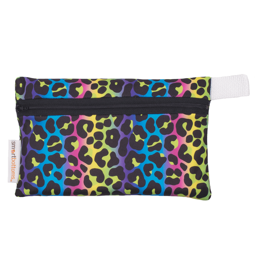 Smart Bottoms Mini Wet Bag - Moves Like Jaguar