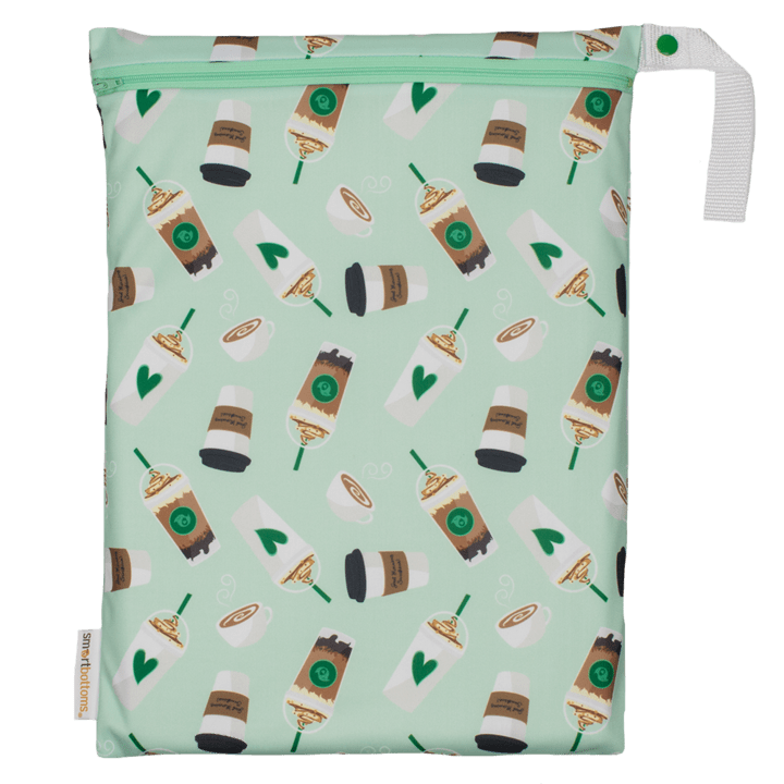 Smart Bottoms On The Go Wet Bag - Daily Grind