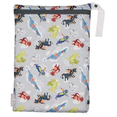 Smart Bottoms On The Go Wet Bag - Dragon Dreams