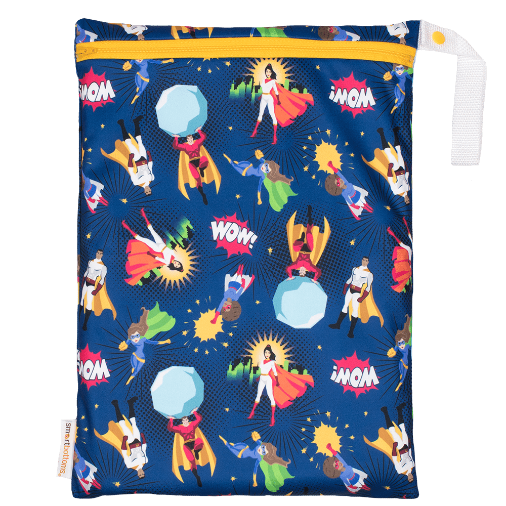 Smart Bottoms On The Go Wet Bag - Never Alone