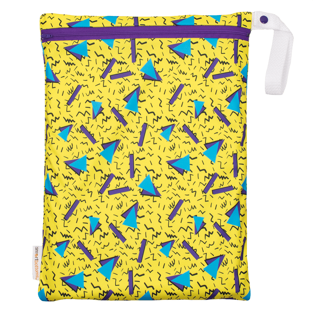 Smart Bottoms On The Go Wet Bag - Saved by the Bum