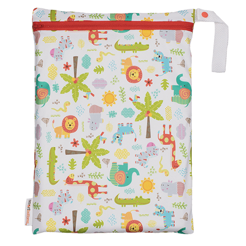 Smart Bottoms On The Go Wet Bag - Wild About You