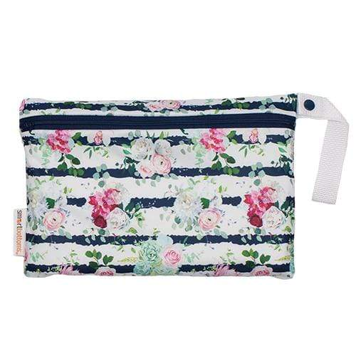 Smart Bottoms Small Wet Bag - Belle Blossom S