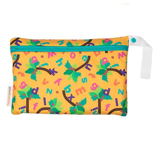 Smart Bottoms Small Wet Bag - Chicka Chicka Boom Boom ABC's S