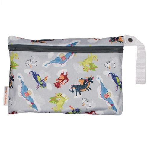 Smart Bottoms Small Wet Bag - Dragon Dreams S