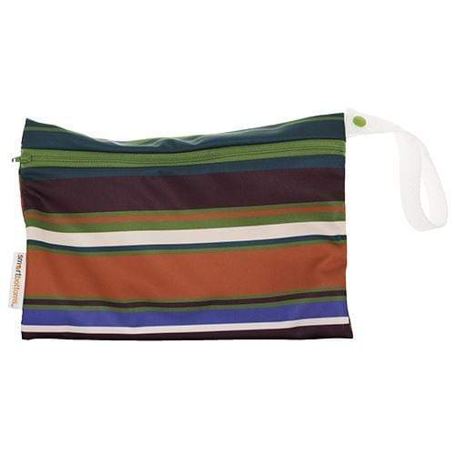 Smart Bottoms Small Wet Bag - Fall Stripes S
