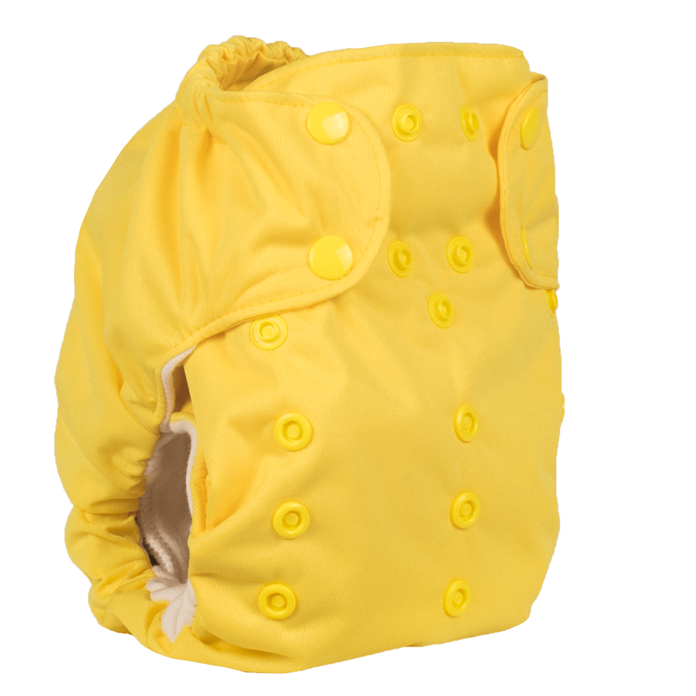 Smart Bottoms Smart One 3.1 Cloth Diaper - Basic Yellow