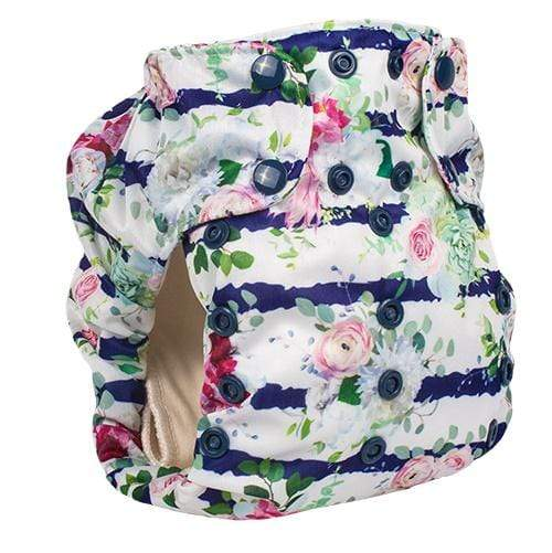 Smart Bottoms Smart One 3.1 Cloth Diaper - Belle Blossom