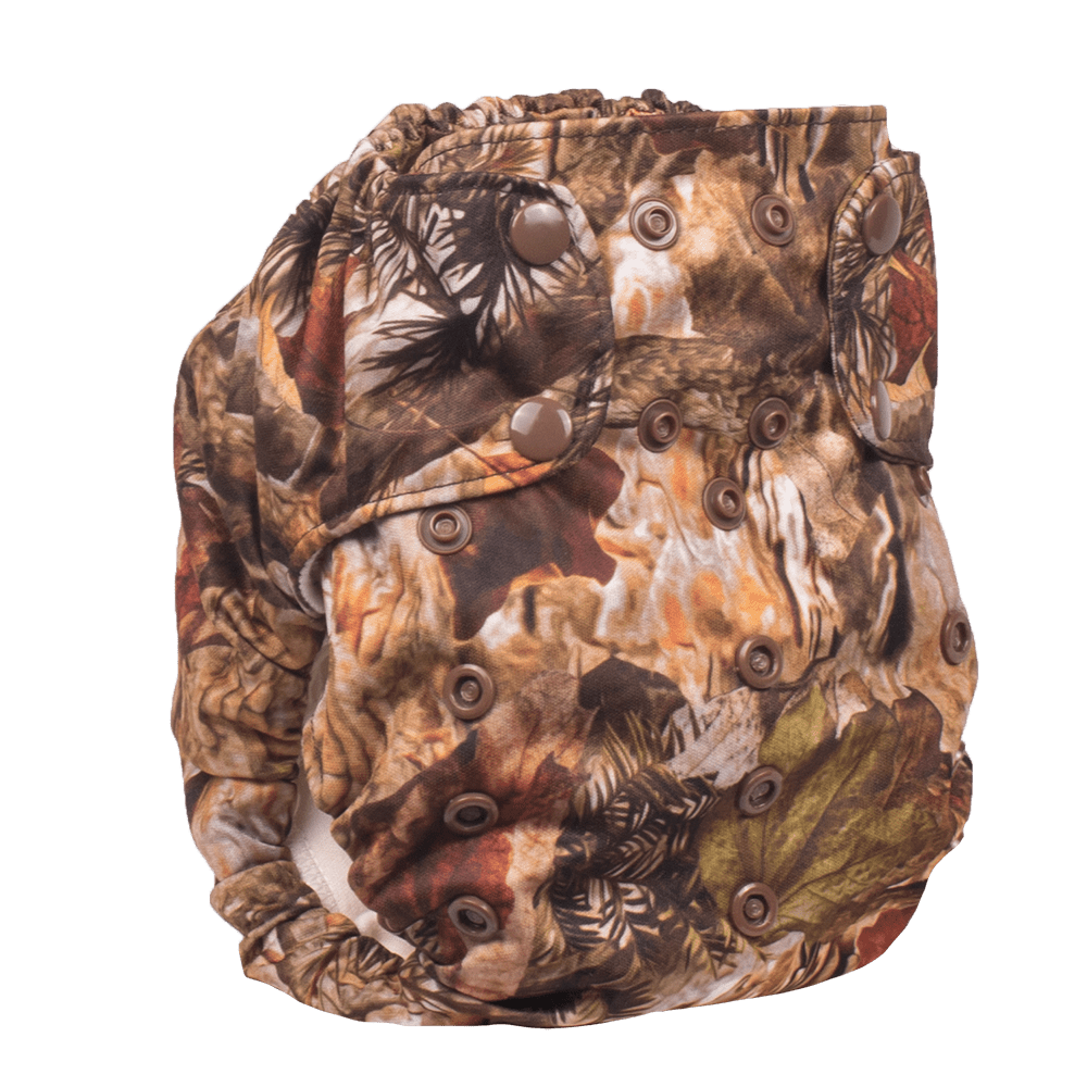 Smart Bottoms Smart One 3.1 Cloth Diaper - Deer Camp