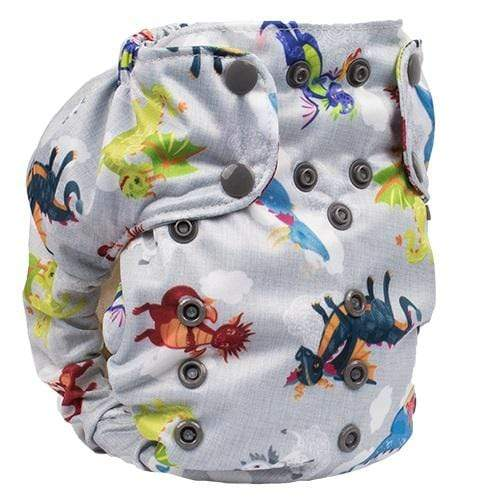 Smart Bottoms Smart One 3.1 Cloth Diaper - Dragon Dreams