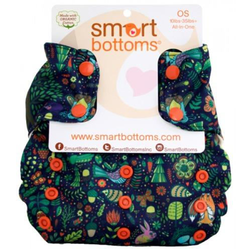 Smart Bottoms Smart One 3.1 Cloth Diaper - Enchanted