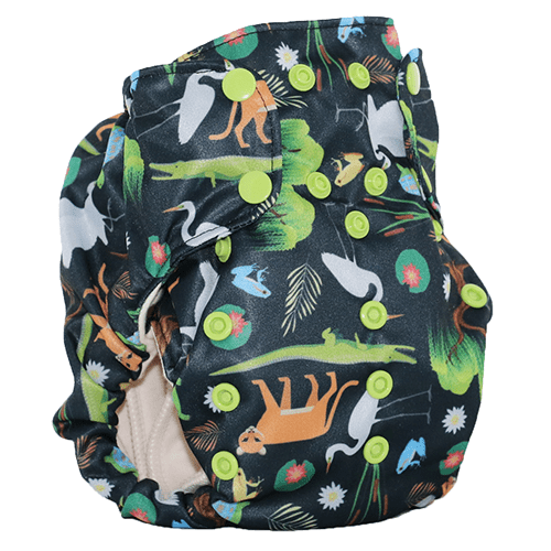 Smart Bottoms Smart One 3.1 Cloth Diaper - Everglades