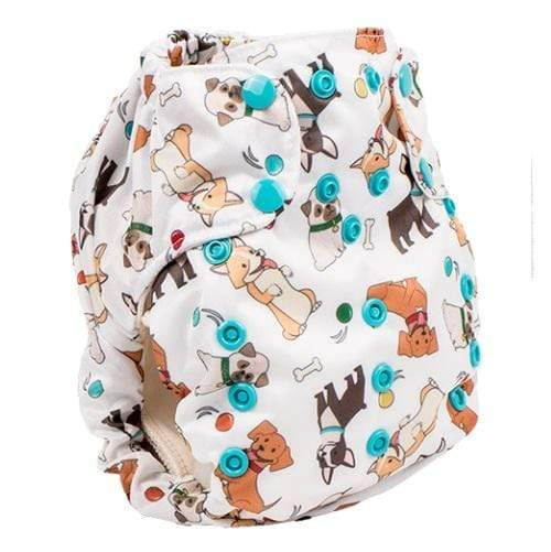 Smart Bottoms Smart One 3.1 Cloth Diaper - Fido