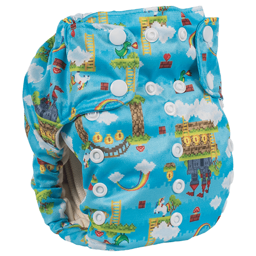 Smart Bottoms Smart One 3.1 Cloth Diaper - Gamer
