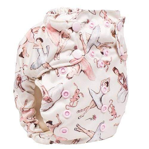 Smart Bottoms Smart One 3.1 Cloth Diaper - Little Dancers
