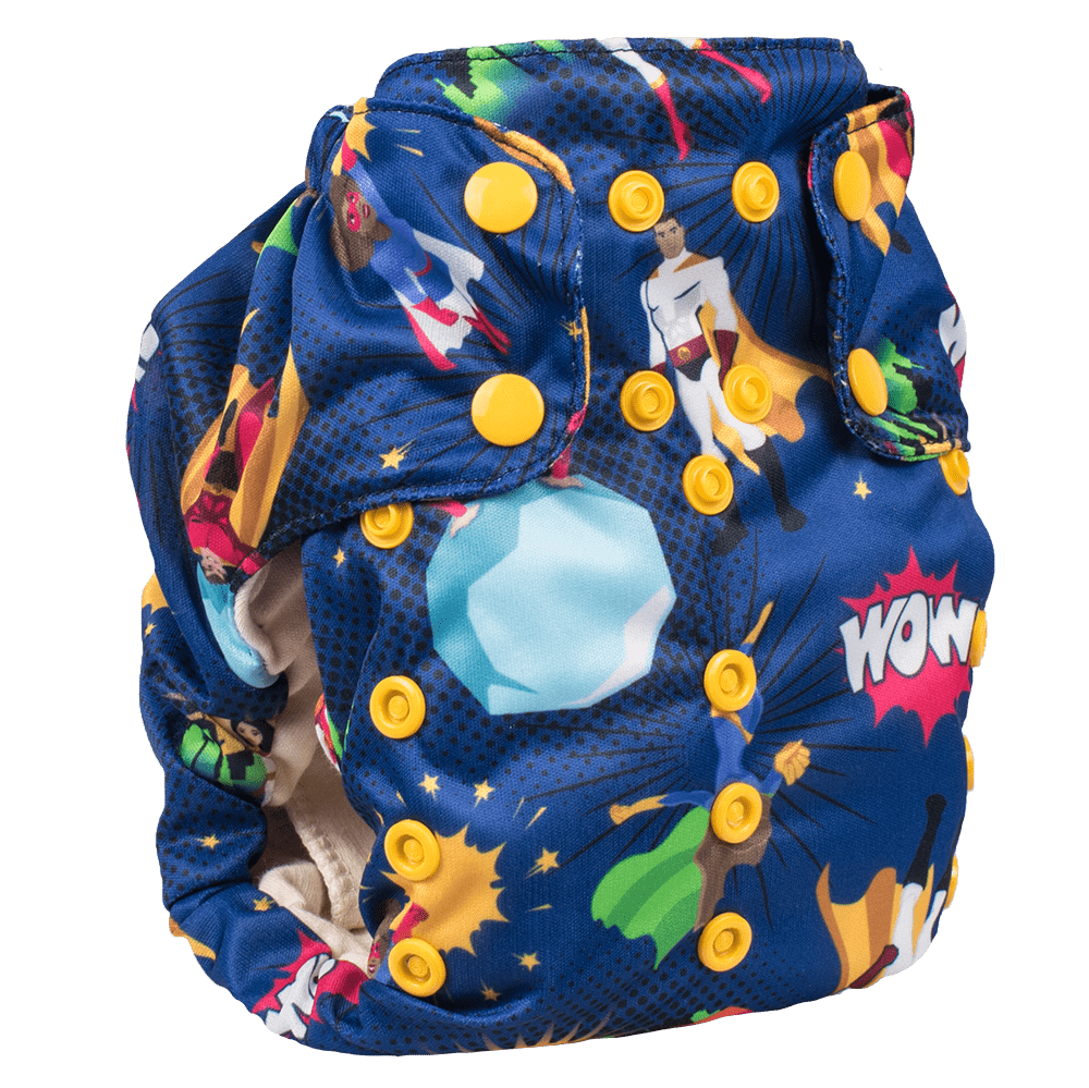Smart Bottoms Smart One 3.1 Cloth Diaper - Never Alone