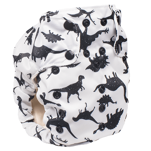 Smart Bottoms Smart One 3.1 Cloth Diaper - Rawr