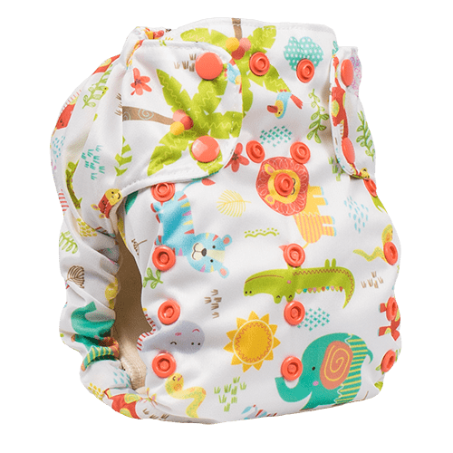 Smart Bottoms Smart One 3.1 Cloth Diaper - Wild About You