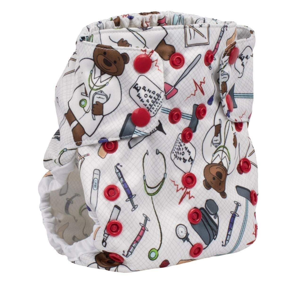 Smart Bottoms Too Smart 2.0 Diaper Cover - Doc
