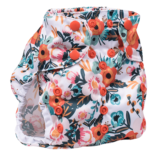 Smart Bottoms Too Smart 2.0 Diaper Cover - Ginny