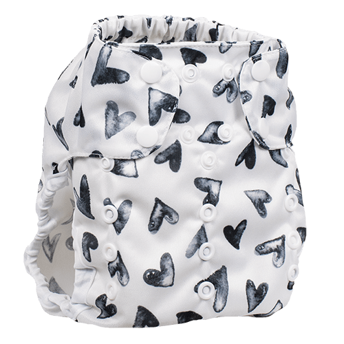 Smart Bottoms Too Smart 2.0 Diaper Cover - Nurture