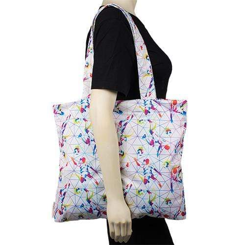 Smart Bottoms Tote Bag - Bend It