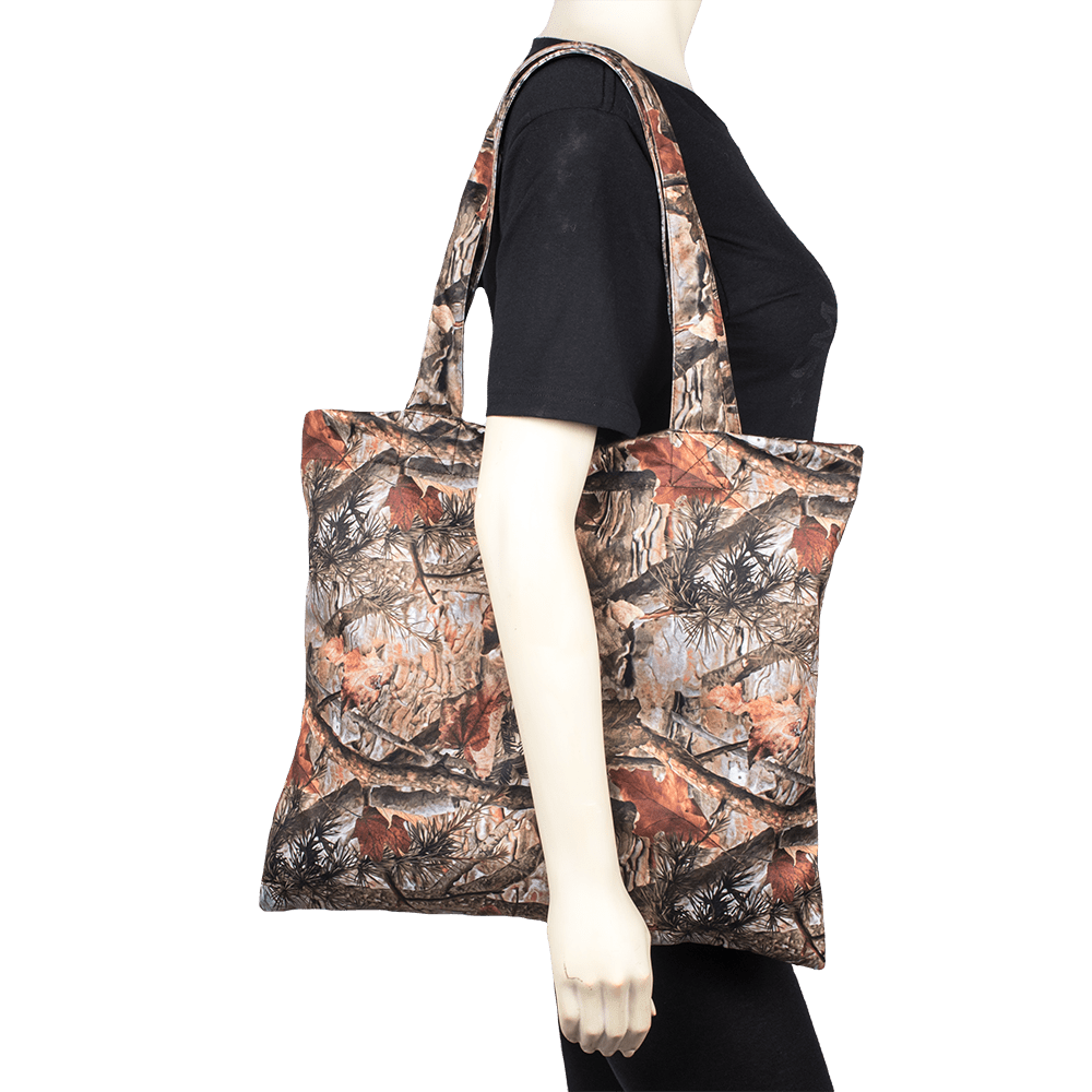Smart Bottoms Tote Bag - Deer Camp