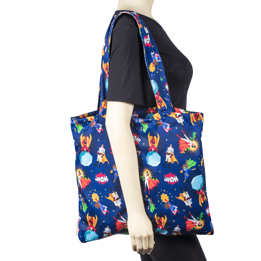 Smart Bottoms Tote Bag - Never Alone