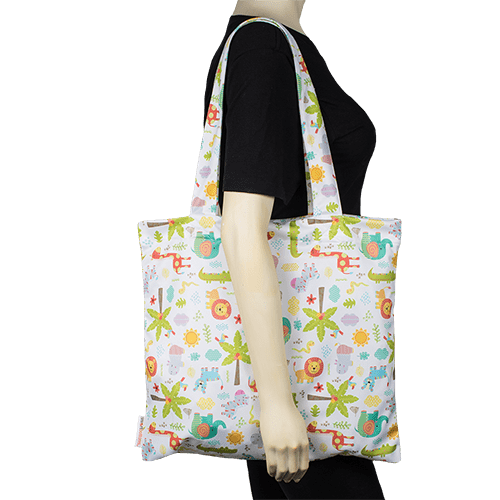 Smart Bottoms Tote Bag - Wild About You