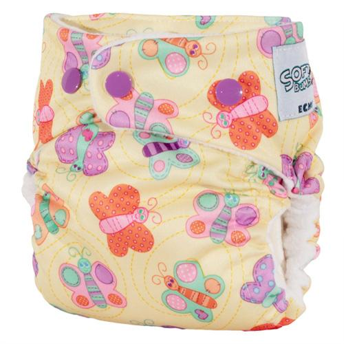 SoftBums Snap Echo Shell - Flutterby