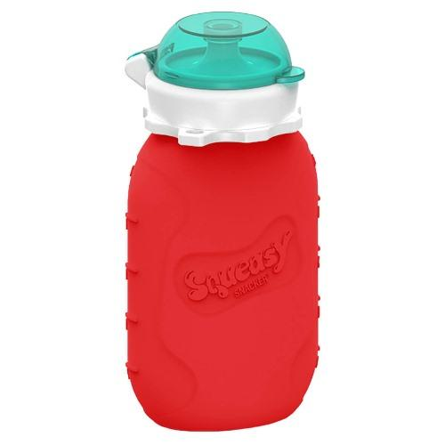Squeasy Gear Snacker 6 oz - Red