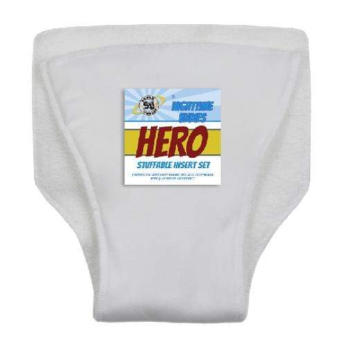 Super Undies Nighttime Hero Undies - Microfiber Inserts
