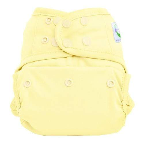 Sweet Pea One Size Diaper Cover - Butter