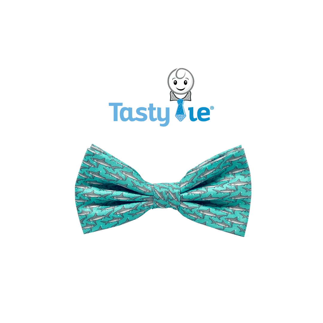 Tasty Tie Bowtie - Brother Shark