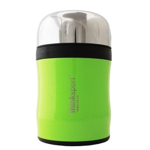 Thinksport GO4TH Insulated Bottle 12 oz - Light Green