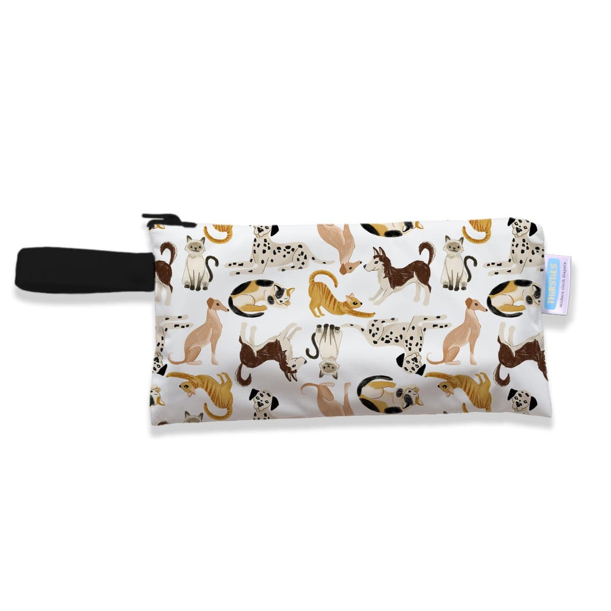 Thirsties Clutch Bag - Pawsitive Pals