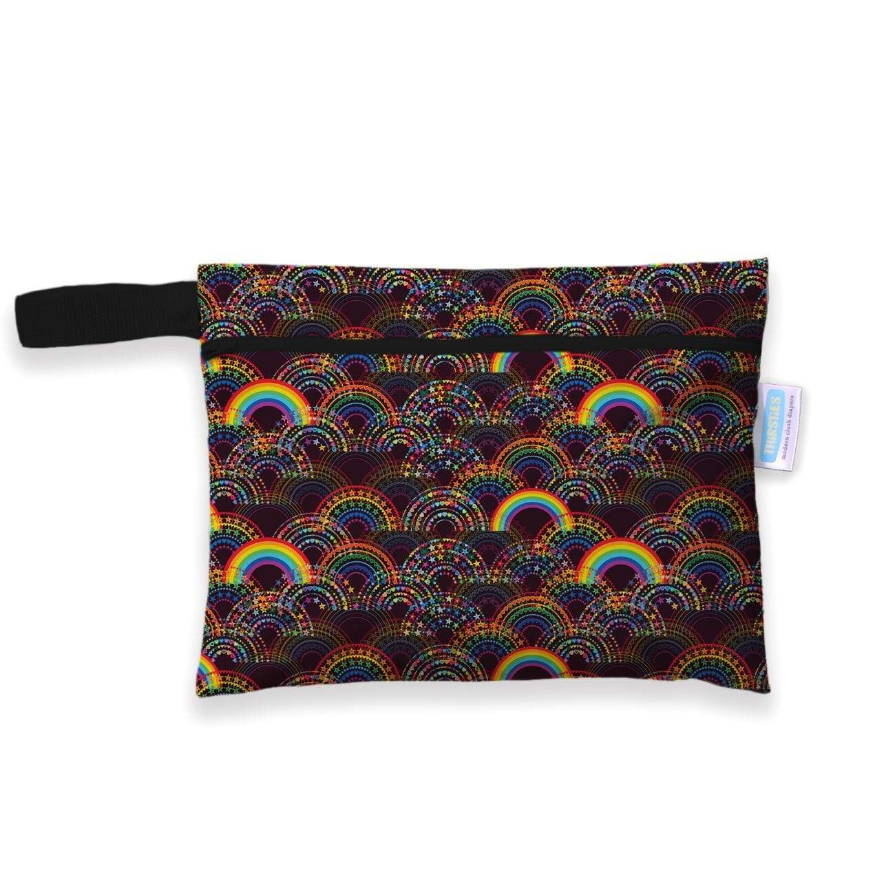 Thirsties Mini Wet Bag - Groovy Baby