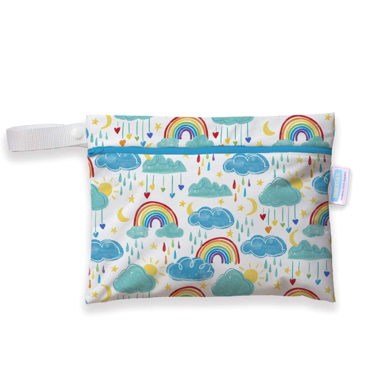 Thirsties Mini Wet Bag - Rainbow