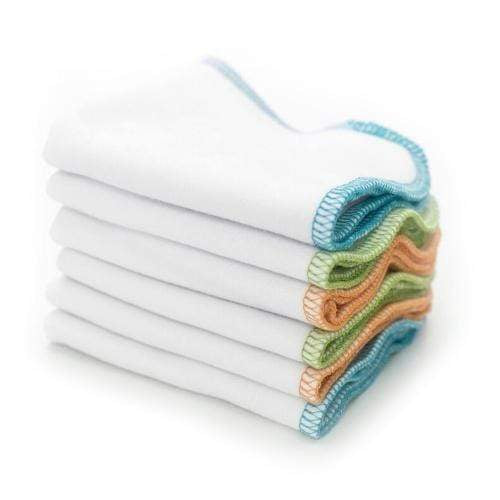 Thirsties Organic Cotton Cloth Wipes - 6 Pack