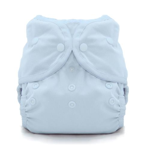 Thirsties Snap Duo Wrap - Ice Blue