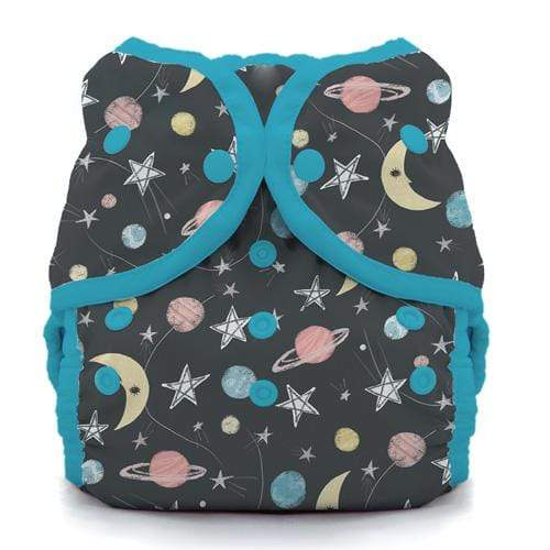 Thirsties Snap Duo Wrap - Stargazer Size 2