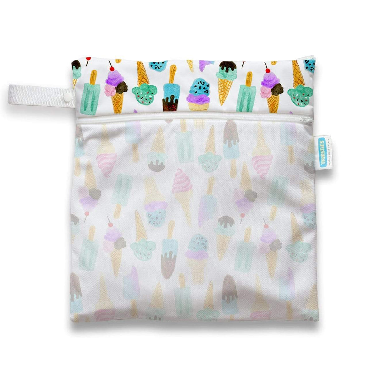 Thirsties Wet Bag - We All Scream
