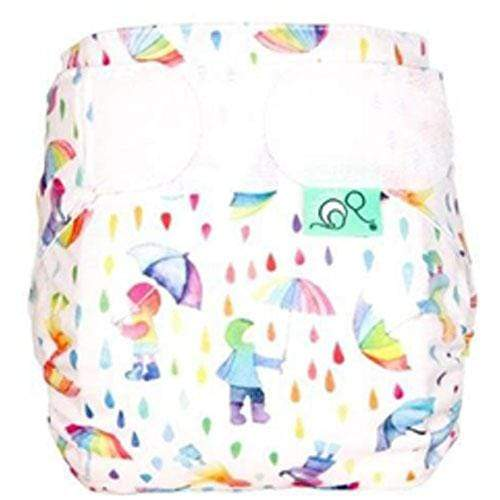 TotBots TeenyFit Star Newborn All in One - Dilly Dally Newborn
