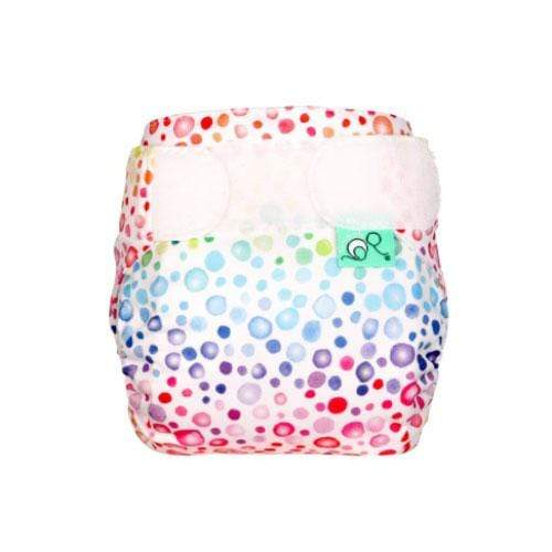 TotBots TeenyFit Star Newborn All in One - Rainplops Newborn