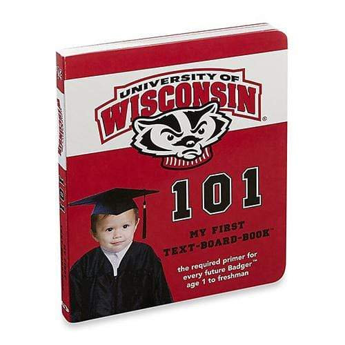 University of Wisconsin 101 Board Book