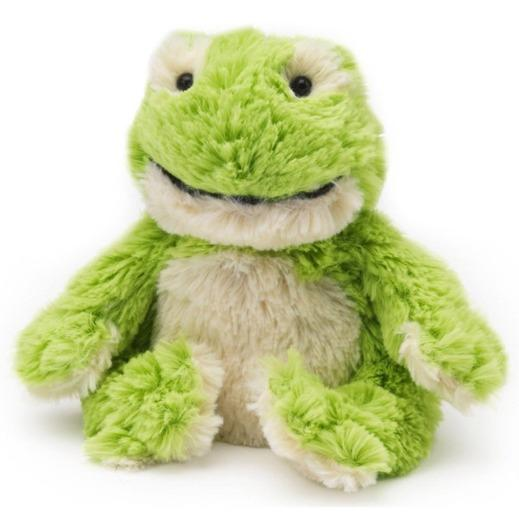 Warmies Cozy Plush Junior - Frog