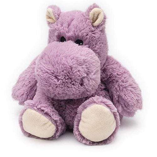 Warmies Cozy Plush Junior - Hippo